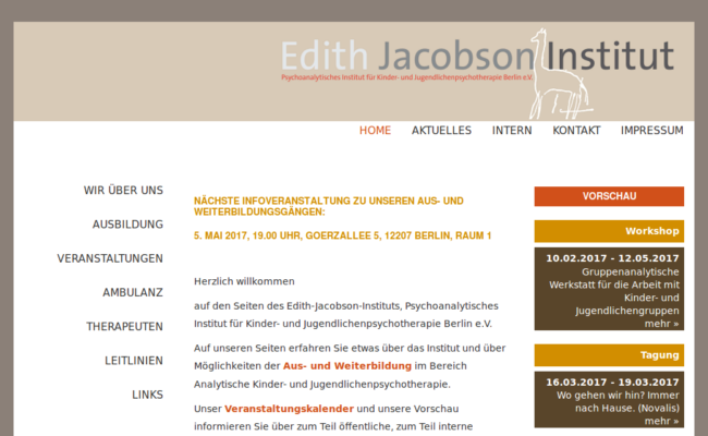 Edith Jacobson Institut